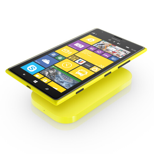 Nokia Lumia 1520 to support wireless charging