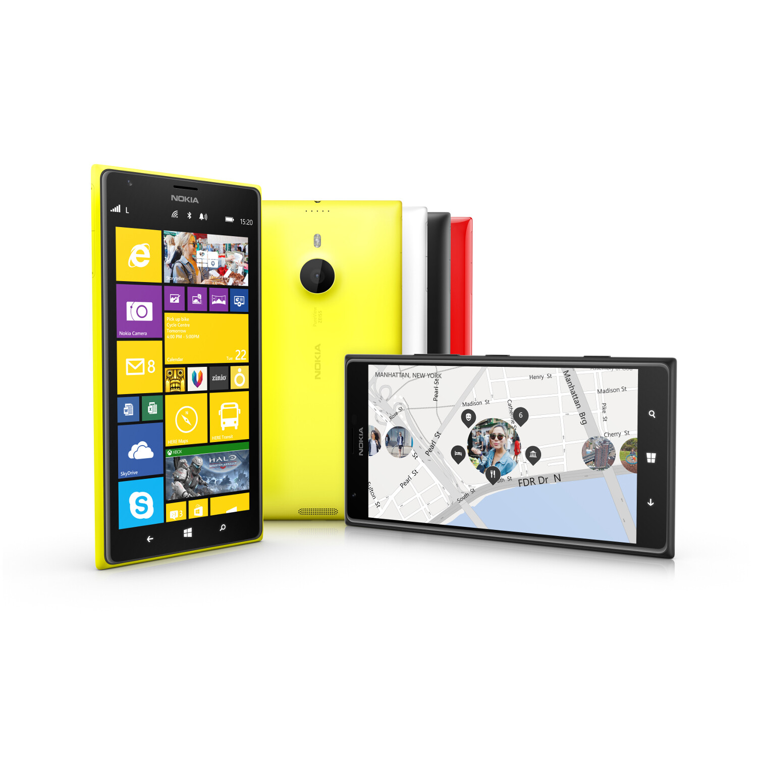 First Nokia phablet