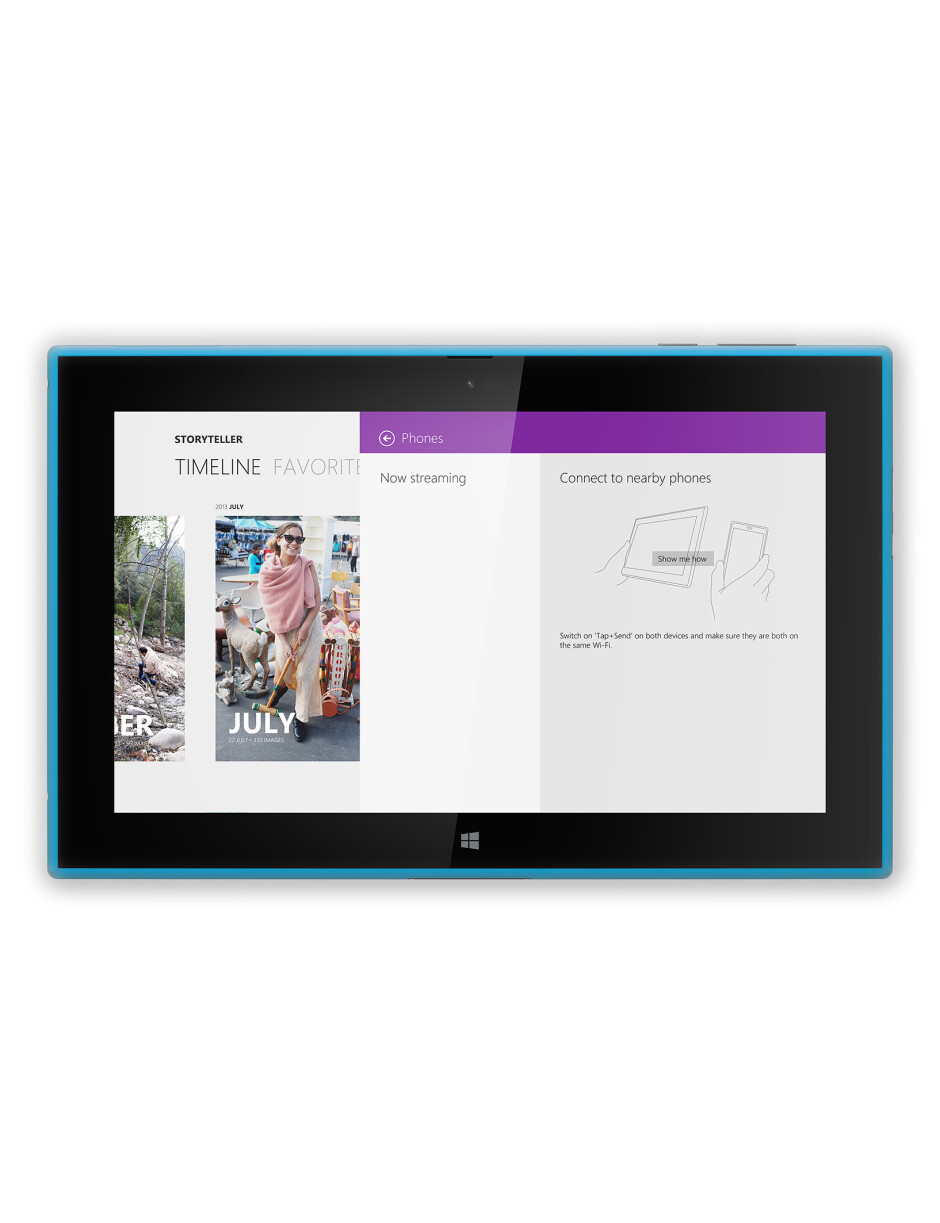 Nokia Lumia 2520 runs Windows RT 8.1 - Nokia Lumia 2520 specs review: a savior, or the last of its kind?