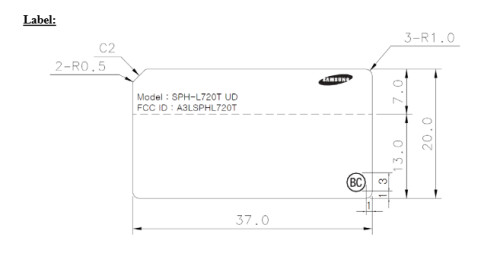 Tri-band LTE version of the Sprint Samsung Galaxy S4 visits the FCC