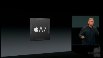 Apple has chosen the Apple A7 chip for the iPad Air