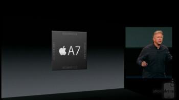 Apple has chosen the Apple A7 chip for the iPad Air
