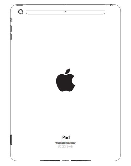 iPad Air at FCC