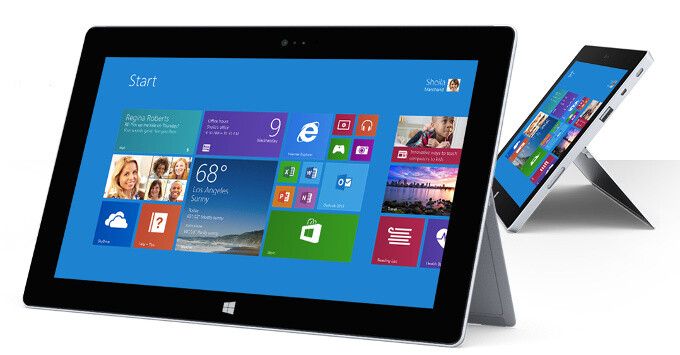 Microsoft's Surface 2 - Should you upgrade to the new iPad Air or iPad mini with Retina if you already have an old one?