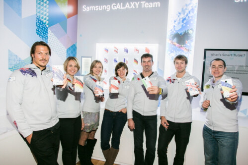 Samsung Galaxy Note 3 becomes official phone of Sochi 2014 Winter Olympics