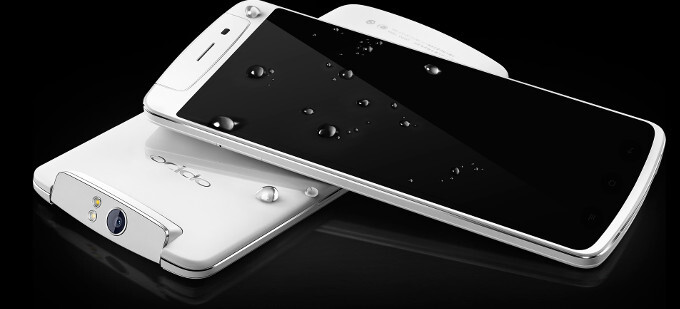 5.9-inch Oppo N1 may hit the West by the end of November