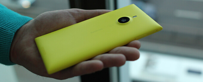 First Lumia 1520 photo samples reveal that the camera on the new Nokia is no wimp