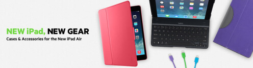 Belkin iPad Air case collection - $34.99 - $129
