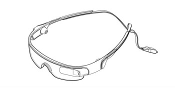 Samsung gets patent for Google Glass competitor