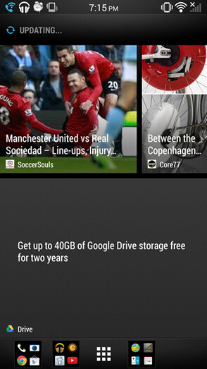 HTC One and HTC One max owners get free cloud based storage from Google