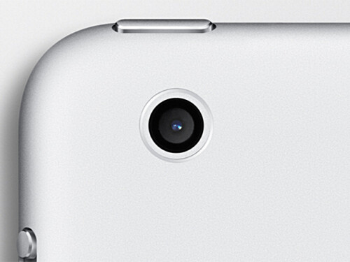 Better iSight camera with LED flash