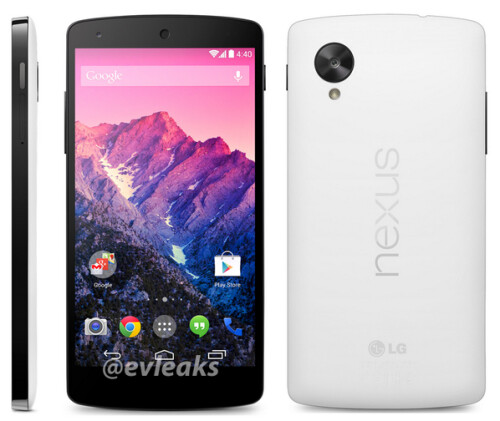 Latest leaks point to November 1st release date for the Nexus 5