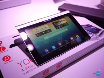 Lenovo Yoga Tablet 8-inch hands-on