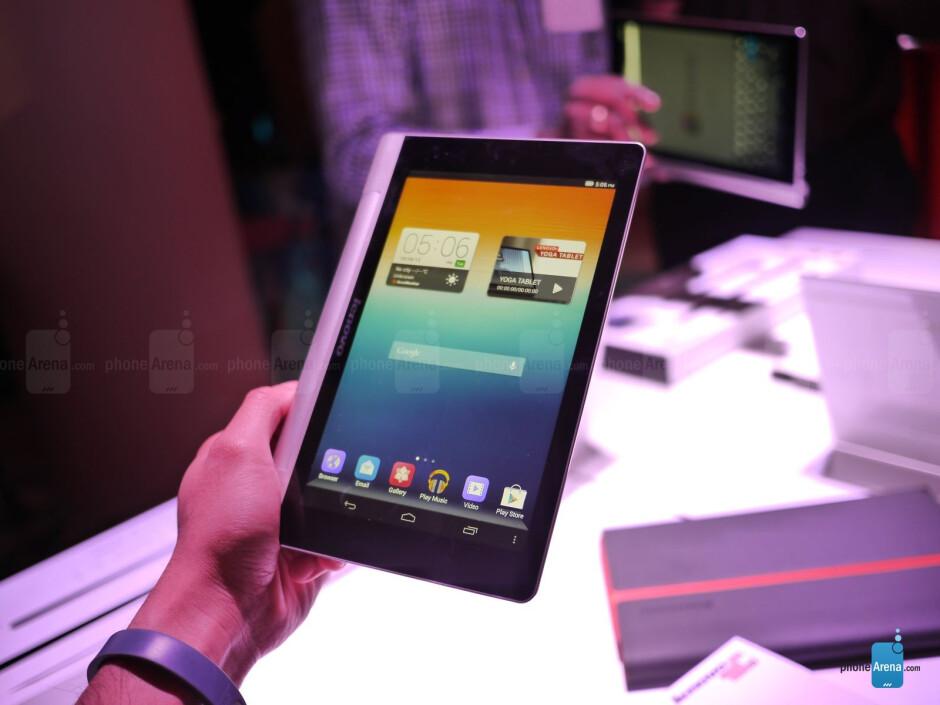 Lenovo Yoga Tablet 8-inch hands-on