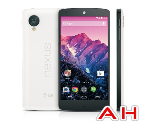 More images of the Nexus 5 for Sprint appear