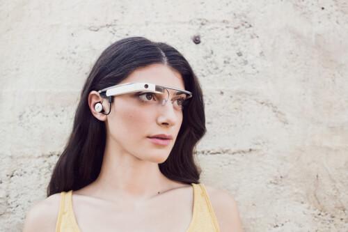 Second-gen Google Glass 'Explorer' edition