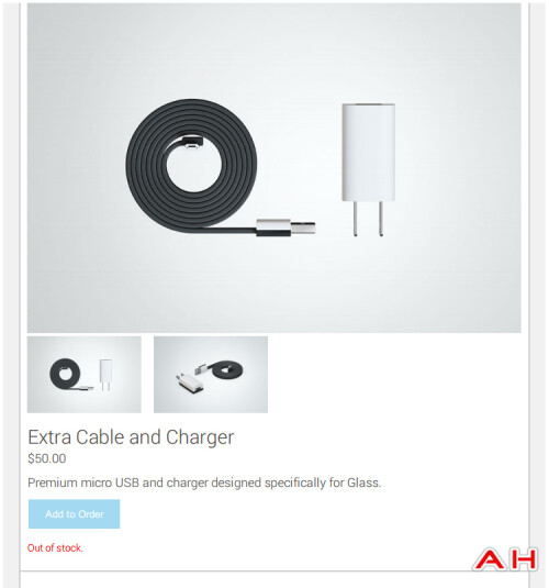 USB cable and charger