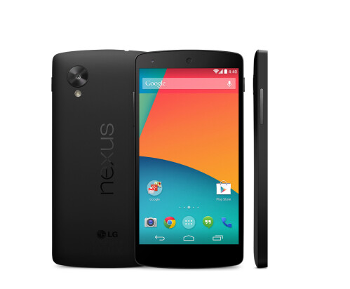Nexus 5 officially announced