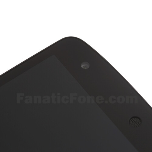 Nexus 5 torn down: screen, camera and chips pictured