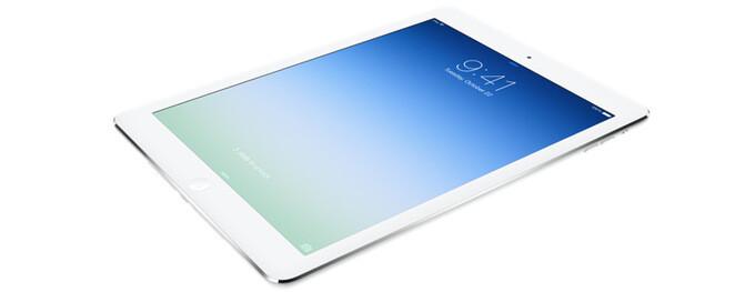 Reminder: Apple iPad Air release date is tomorrow, November 1