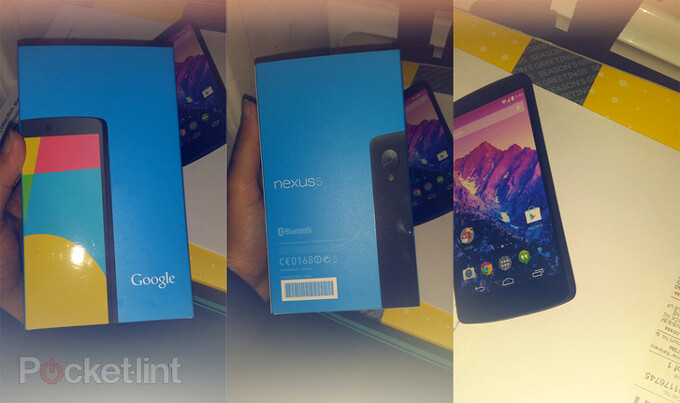 Nexus 5 stock snapped in the UK, tipsters claim today will be the day