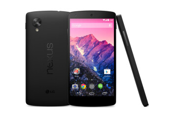 Say hello to the Google Nexus 5