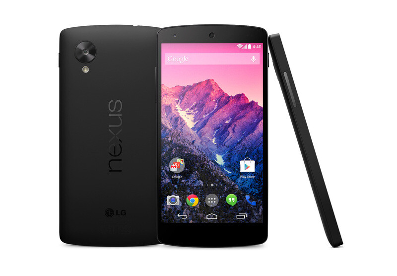 Say hello to the Google Nexus 5 - Google Nexus 5 release date is today, October 31, starting at $349