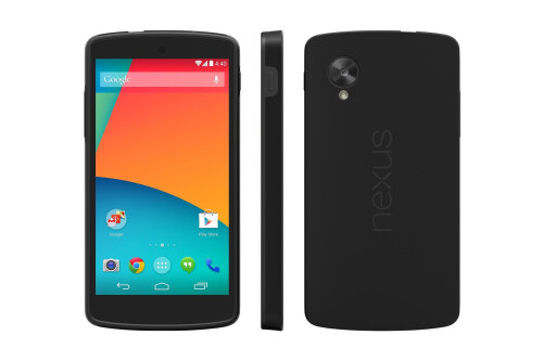 Google has a bunch of Nexus 5 cases listed, but not available