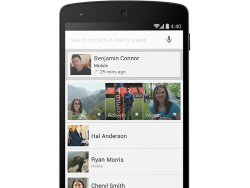 New dialer and smart Caller ID