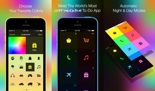 Tick - Customizable To-Do App - $1.99