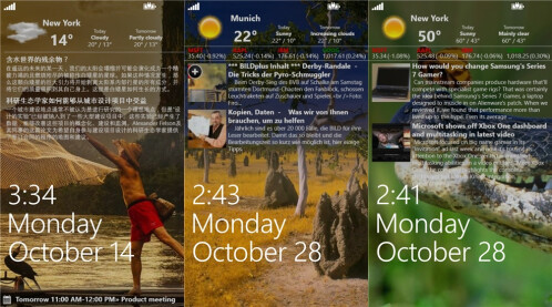 Awesome Lock - Windows Phone - $0.99