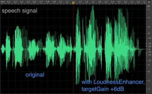 Tunneled audio for 50% longer playback