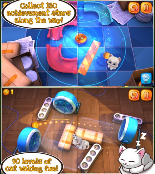 Wake the Cat - Android, iOS - $0.99