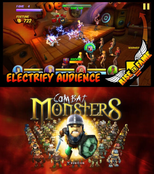 Combat Monsters - Android, iOS - Free