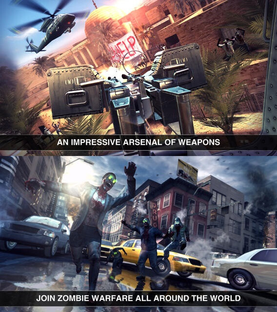 Dead Trigger 2 - Android, iOS - Free