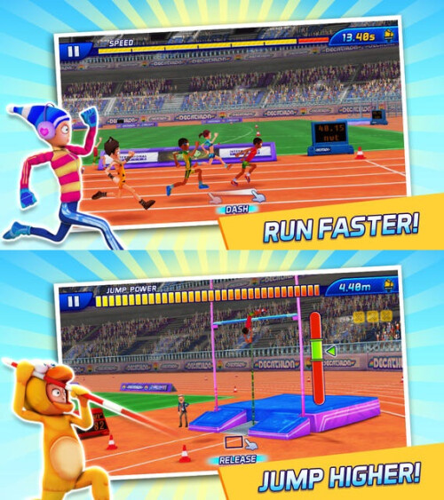 The Activision Decathlon - Android - $1.99