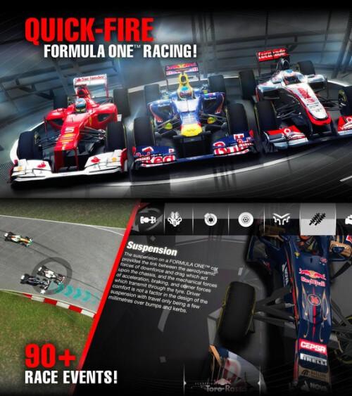 F1 Challenge - iOS - $2.99