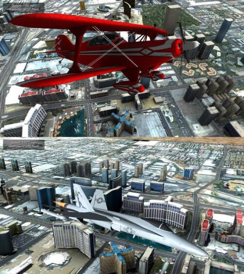 Flight Unlimited Las Vegas - Android, iOS - $2.99