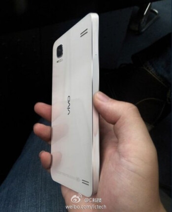 Vivo Xplay 3S 515ppi phone shot in the wild, release date nearing