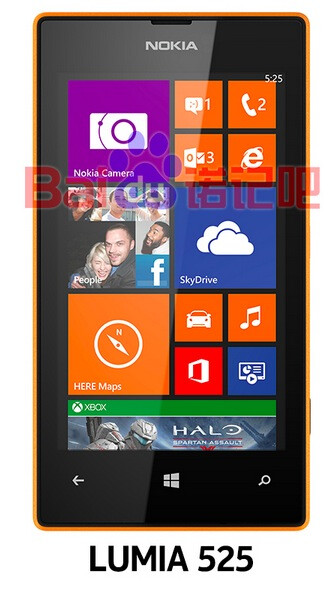 Full Nokia Lumia 525 specs leak out: 1GB of RAM and Guru Bluetooth headset in the box