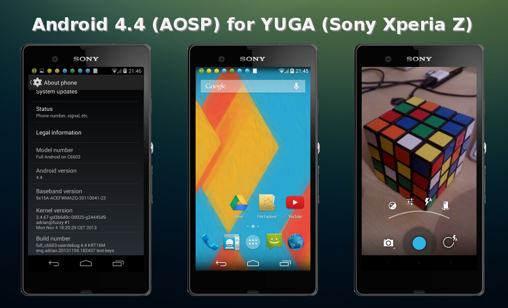 Sony Xperia Z gets the Android 4 4 KitKat treatment in a