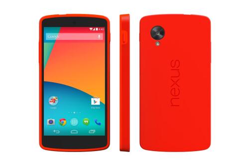 Nexus 5 Bumper case ($34.99)