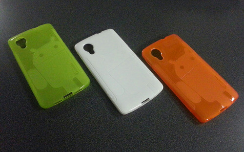 Cruzerlite Androidified A2 Case for LG Nexus 5 ($12.90)