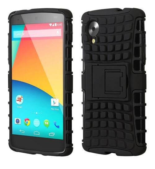 Cruzerlite Spi-Force Case for Nexus 5 ($12.90)