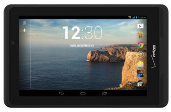 The Verizon Ellipsis 7 tablet is now official