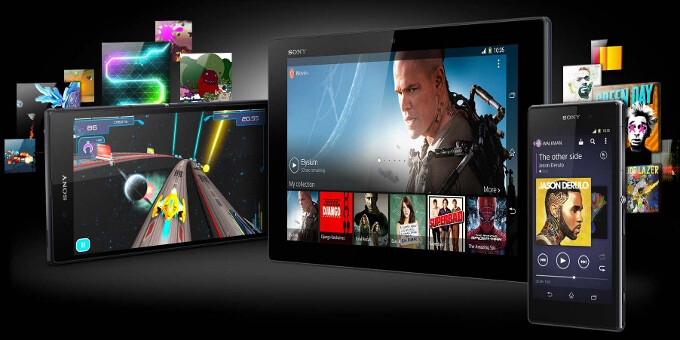 Sony Xperia Z1, Z Ultra and Tablet Z owners to get 10 games, 5 movies and 60-day music pass for free