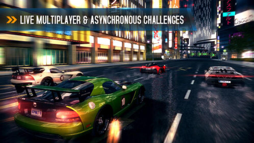 Asphalt 8: Airborne goes free on Android