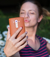The best selfie phone: A flagship standoff