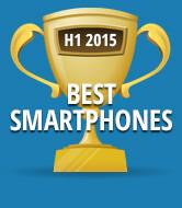 Best smartphones of H1 2015
