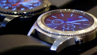 Samsung Gear S3 frontier and classic HANDS-ON